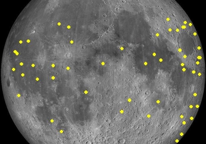 Doğal Uydumuz Ay